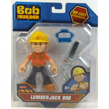 Lumberjack Bob Action Figure