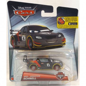 Disney Cars Carbon Max Schnell