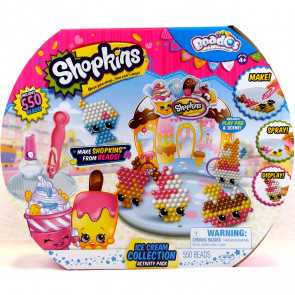 Beados Shopkins Activity Pack - Ice Cream Collection