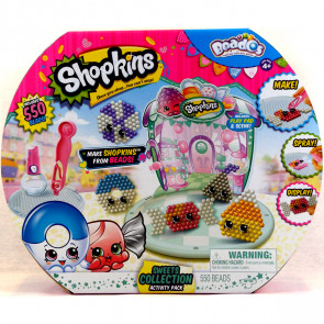 Beados Shopkins Activity Pack - Sweets Collection