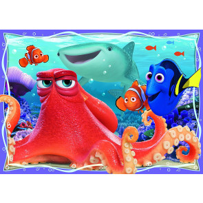 Finding Dory 60pc floor puzzle jigsaw puzzle