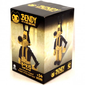 Bendy And The Ink Machine Buildable Figure - Boris the Wolf