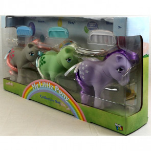 My Little Pony Retro Original 1983 Collection 3-Pack Collector Set 2