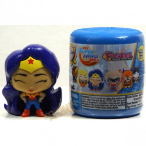 DC Superhero Girls Fash'Ems x 4 Random Pick