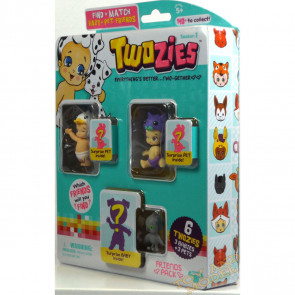 Twozies Friends Pack inc. Puddles and Jelly
