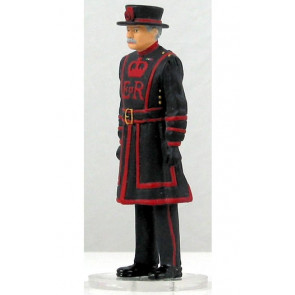 Corgi Icon Yeoman Warder Fine Metal Figure