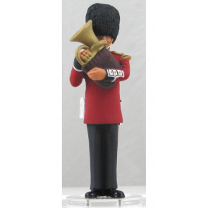 Corgi Icon Scots Guard Tenor Horn Player Fine Metal Figure