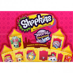 Shopkins 2-pack (Season 8 Wave 2)  x 4 Random Boxes