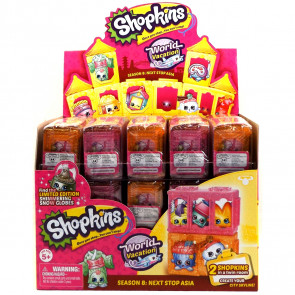 Shopkins 2-pack (Season 8 Wave 2)  x 30 in CDU