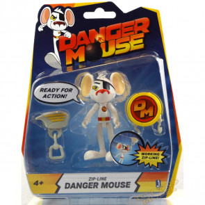 "Danger Mouse 3"" Figure with Accessory"