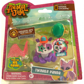 Animal Jam Twinkle Panda Light Up Friends