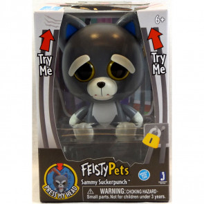 "Feisty Pets 4"" Feature Figure - Sammy Suckerpunch"