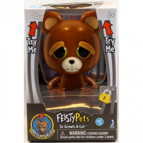 "Feisty Pets 4"" Feature Figure - Sir Growls-A-Lot"