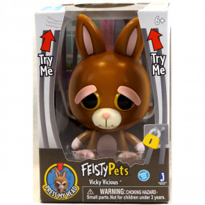 "Feisty Pets 4"" Feature Figure - Vicky Vicious"