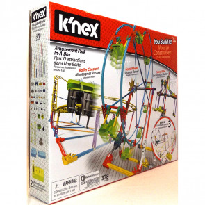 K'Nex Amusement Park In-A-Box Building Set