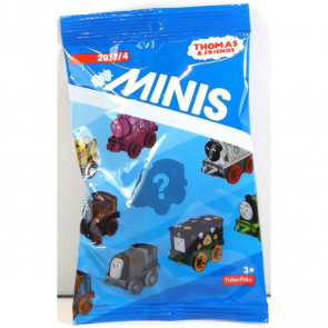 Thomas Minis 2017 Wave 4 Blind Bags x 5 Random Pick