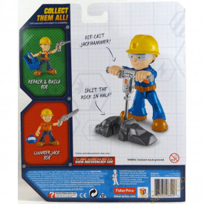 Rock Splitting Bob Action Figure