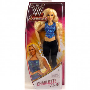 WWE Superstars Doll - Charlotte Flair