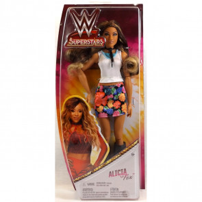 WWE Superstars Doll - Alicia Fox