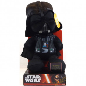 "Star Wars Darth Vader 10"" Posh Paws Soft Toy"