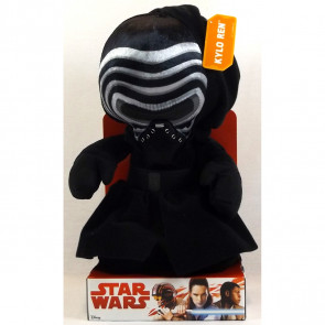 "Star Wars Kylo Ren 10"" Posh Paws Soft Toy"
