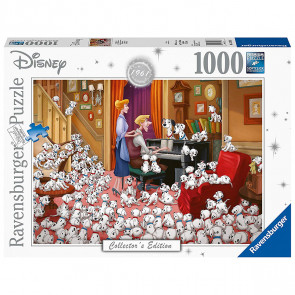 Ravensburger 1000 Piece Disney Collector's Edition Puzzle - 101 Dalmatians