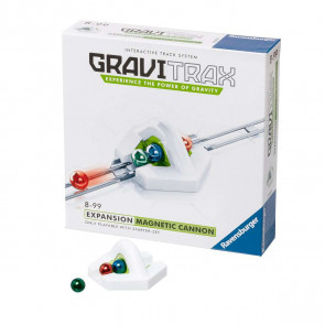 Ravensburger Gravitrax Add-on Expansion Accessory - Magnetic Cannon