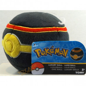 Pokemon Plush Pokeball - Luxury ball