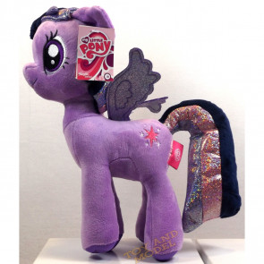 "My Little Pony 12"" Twilight Sparkle Soft Toy"