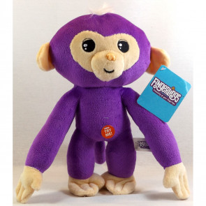 "Fingerlings 12"" Poseable Plush Soft Toy with Sound - Mia"
