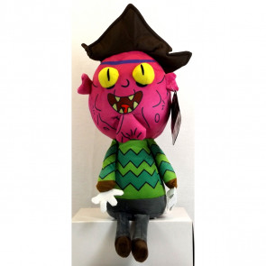 Rick and Morty - Scary Terry Plush Soft Toy